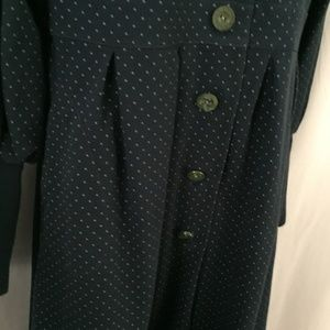 Matilda Jane Jackets & Coats - Matilda Jane Beatrice Willow Jacket Polka Dot